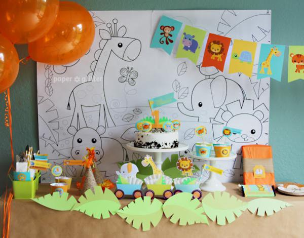 01_printable+jungle+lion+animal+safari+birthday+party+decoration+ideas+animal+king+zoo+boy+girl+activity+coloring+sheet+page+favors+cupcake+topper+cake+train+paper+crafts+editable+personalized_600x470